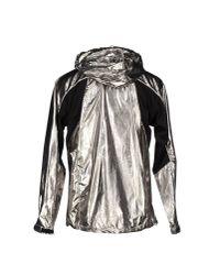 Haus By Golden Goose Deluxe Brand - Metallic Jacket - Lyst