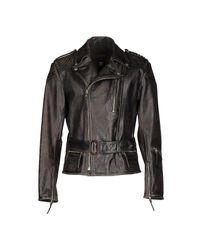 Jean Paul Gaultier | Black Jacket for Men | Lyst