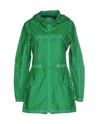 Bench - Green Jacket - Lyst