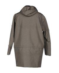 Alexander Wang - Green Coat for Men - Lyst