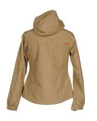 Bench - Brown Jacket - Lyst