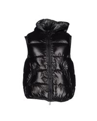 Duvetica - Black Down Jacket for Men - Lyst