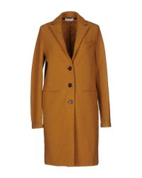 Stefanel | Multicolor Coat | Lyst