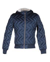 Colmar | Blue Down Jacket for Men | Lyst