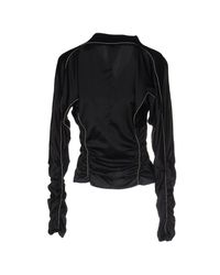 John Richmond - Black Sweatshirt - Lyst