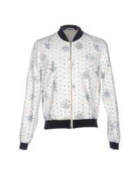 Alexander McQueen | White Jacket for Men | Lyst