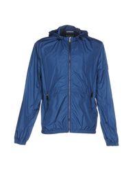 Michael Kors - Blue Jacket for Men - Lyst