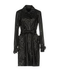 Fendi - Black Coat - Lyst
