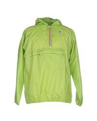 K-Way | Green Jacket for Men | Lyst