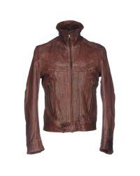 Gazzarrini - Brown Jacket for Men - Lyst