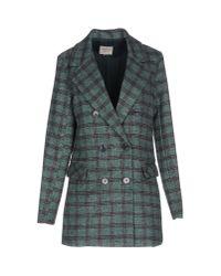 Cheap Monday | Green Coat | Lyst