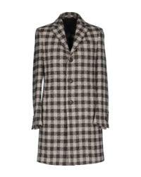 Lardini | Natural Coat | Lyst
