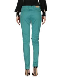 Siviglia - Blue Casual Pants - Lyst