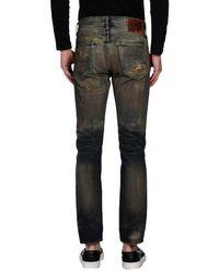 Denim & Supply Ralph Lauren   Black Denim Trousers for Men   Lyst
