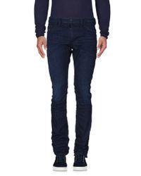 DIESEL | Blue Denim Pants for Men | Lyst