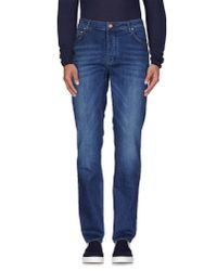 Wesc | Blue Denim Pants for Men | Lyst