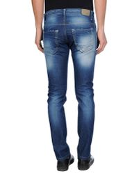 Jeanseng | Blue Denim Pants for Men | Lyst