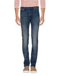 Maison Margiela | Blue Denim Pants for Men | Lyst