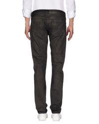 DRKSHDW by Rick Owens - Brown Denim Pants for Men - Lyst