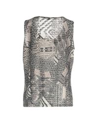 BARBARA LEBEK Gray T-shirt