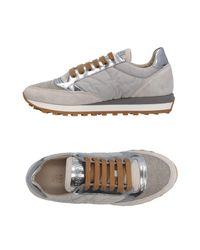 Brunello Cucinelli - Gray Low-tops & Sneakers - Lyst