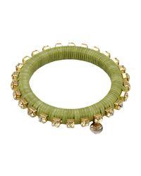 Pinko - Green Bracelet - Lyst