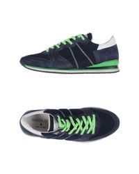 Patrizia Pepe - Blue Low-tops & Sneakers for Men - Lyst