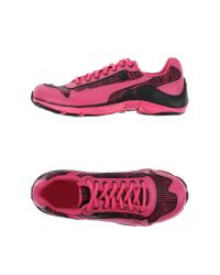 PUMA - Pink Low-tops & Sneakers - Lyst
