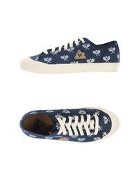 Le Coq Sportif - Blue Low-tops & Sneakers - Lyst