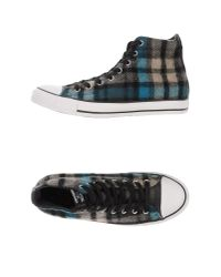 Converse - Gray High-tops & Sneakers for Men - Lyst