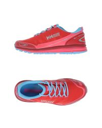 Helly Hansen - Red Low-tops & Sneakers - Lyst