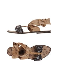 Ra-re | Natural Sandals | Lyst