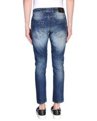 Michael Coal - Blue Denim Pants for Men - Lyst