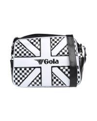 Gola | Black Cross-body Bag | Lyst