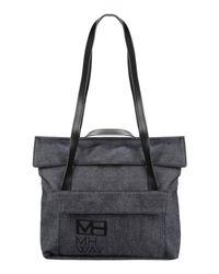 Mh Way - Blue Shoulder Bag - Lyst