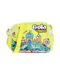 Gola   Yellow Cross-body Bag   Lyst