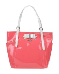 GAUDI | Pink Shoulder Bag | Lyst