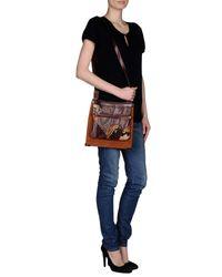 Etro - Purple Cross-body Bag - Lyst