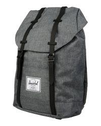 Herschel Supply Co. - Gray Rucksacks & Bumbags - Lyst