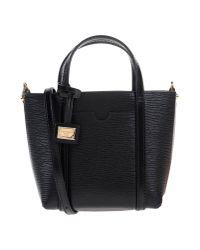 Dolce & Gabbana | Black Purse Detail Handbag | Lyst