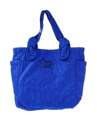 Marc By Marc Jacobs | Blue Handbag | Lyst