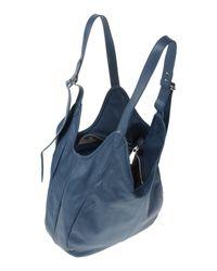 J&C JACKYCELINE - Blue Shoulder Bag - Lyst