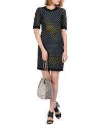 Blugirl Blumarine - Gray Cross-body Bag - Lyst