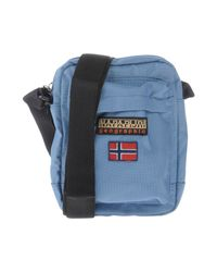 Napapijri - Multicolor Cross-body Bag for Men - Lyst