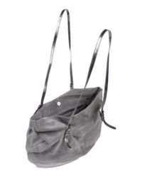 N.d.c. Made By Hand | Gray Shoulder Bag | Lyst
