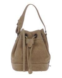 Bruno Magli - Natural Handbag - Lyst