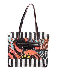 Pianurastudio | Black Handbag | Lyst