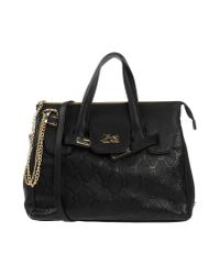 Secret Pon-pon | Black Handbag | Lyst