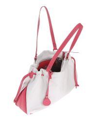 Nicoli - Pink Shoulder Bag - Lyst