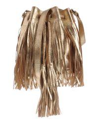 Pennyblack - Metallic Handbag - Lyst